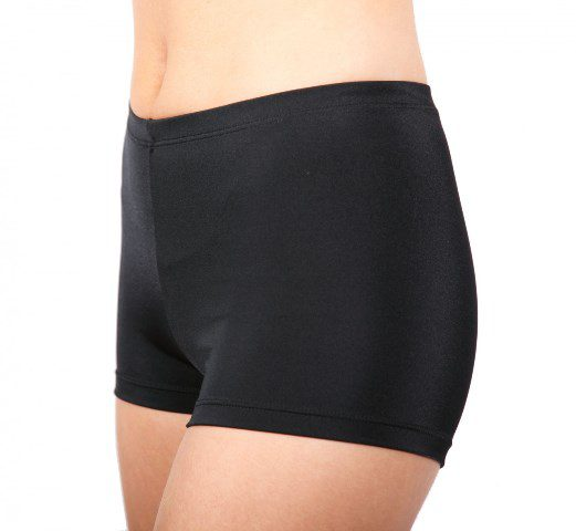 Strut Stuff Nylon Lycra Shorts Dance Desire Dance Store