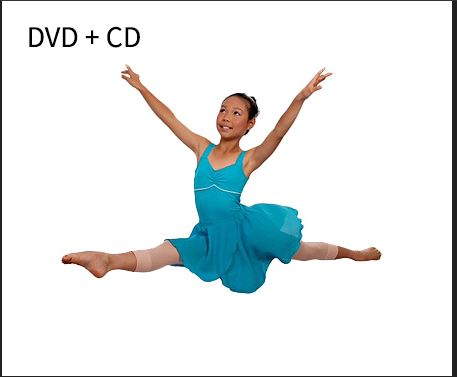 Progressing Ballet Technique Dvd Junior Dance Desire