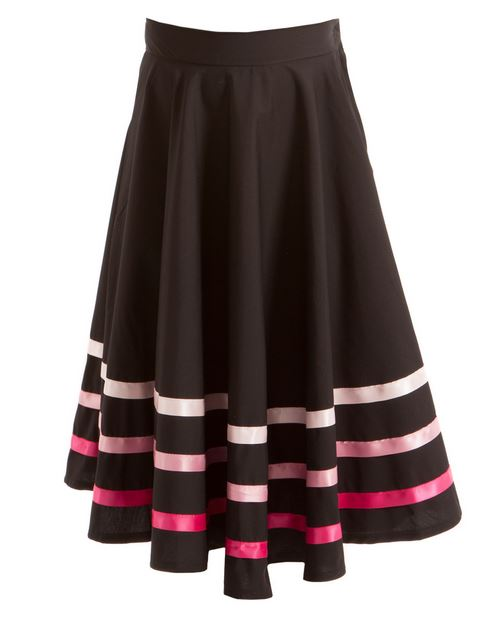 Energetiks Character Skirt With Ribbon Dance Desire