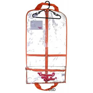 costume-rollelr-showpony-costume-bag-clear-orange