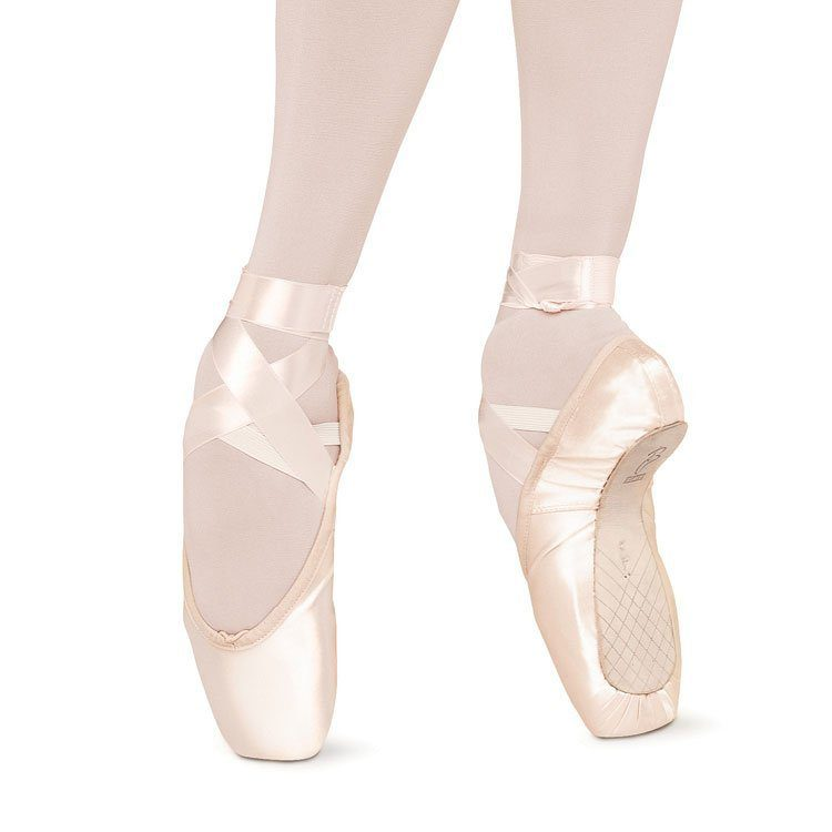 Bloch Pointe Shoes Womens C