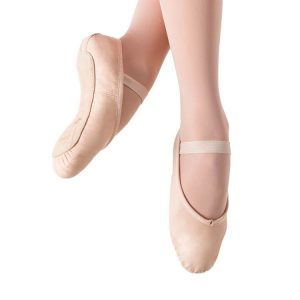 s0201g-bloch-prolite-leather-girls-ballet-flat-pink-1