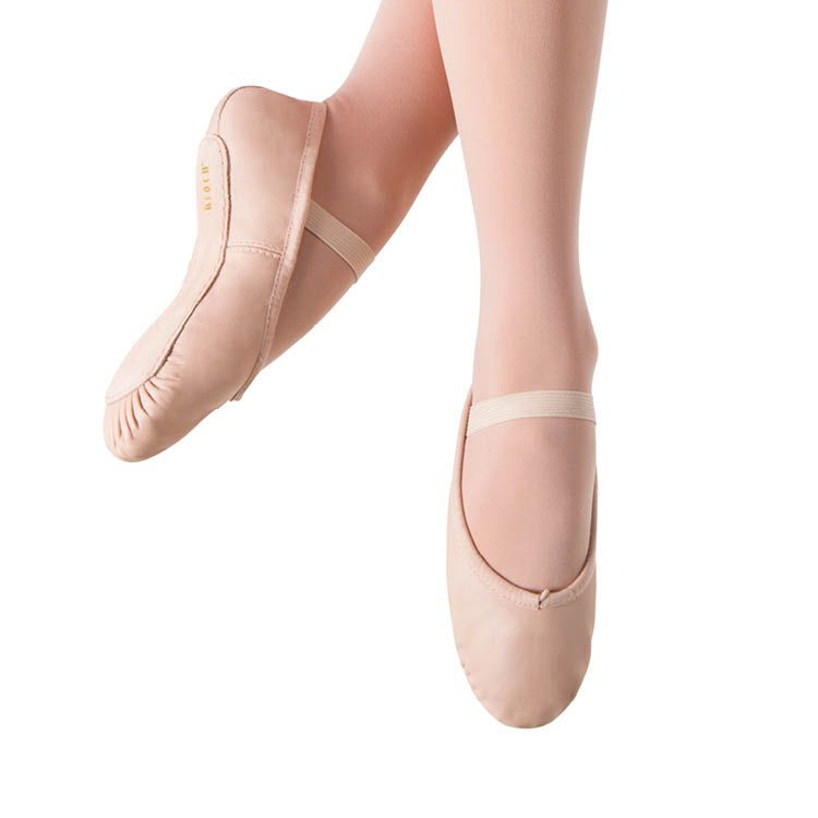 Bloch Pointe Shoe Size Guide
