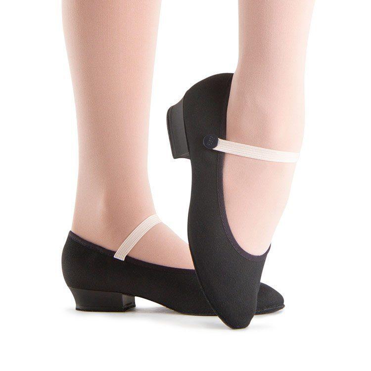 Low Heel Dance Shoe With Support