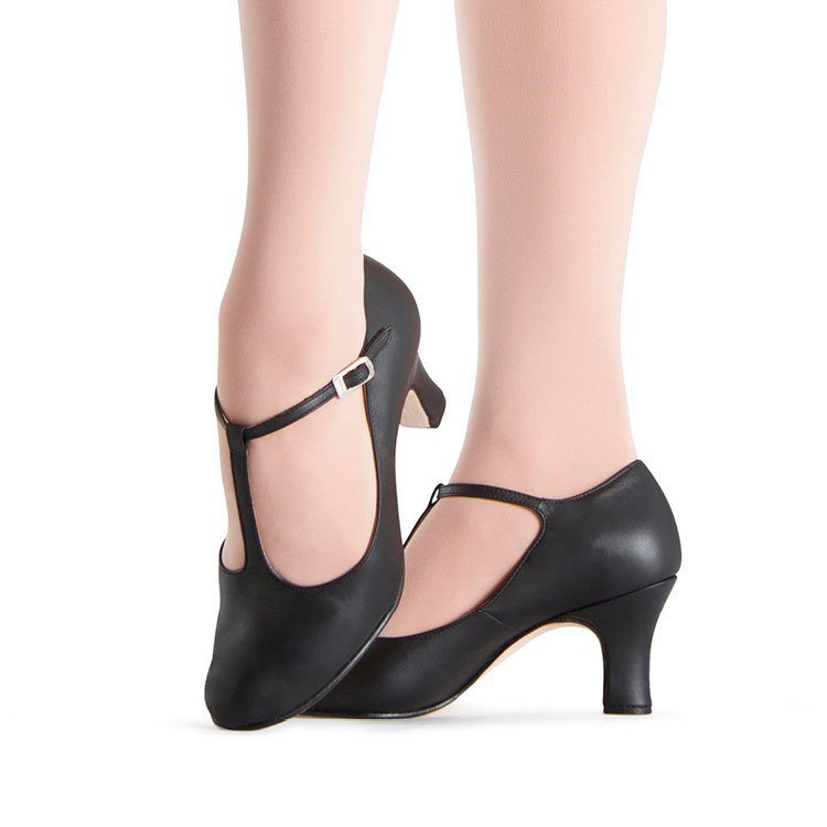 Bloch Chord T Bar 3 Quot Heel Shoes Dance Desire Dance Store