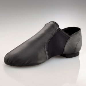 capezio-jazz-slip-on-black