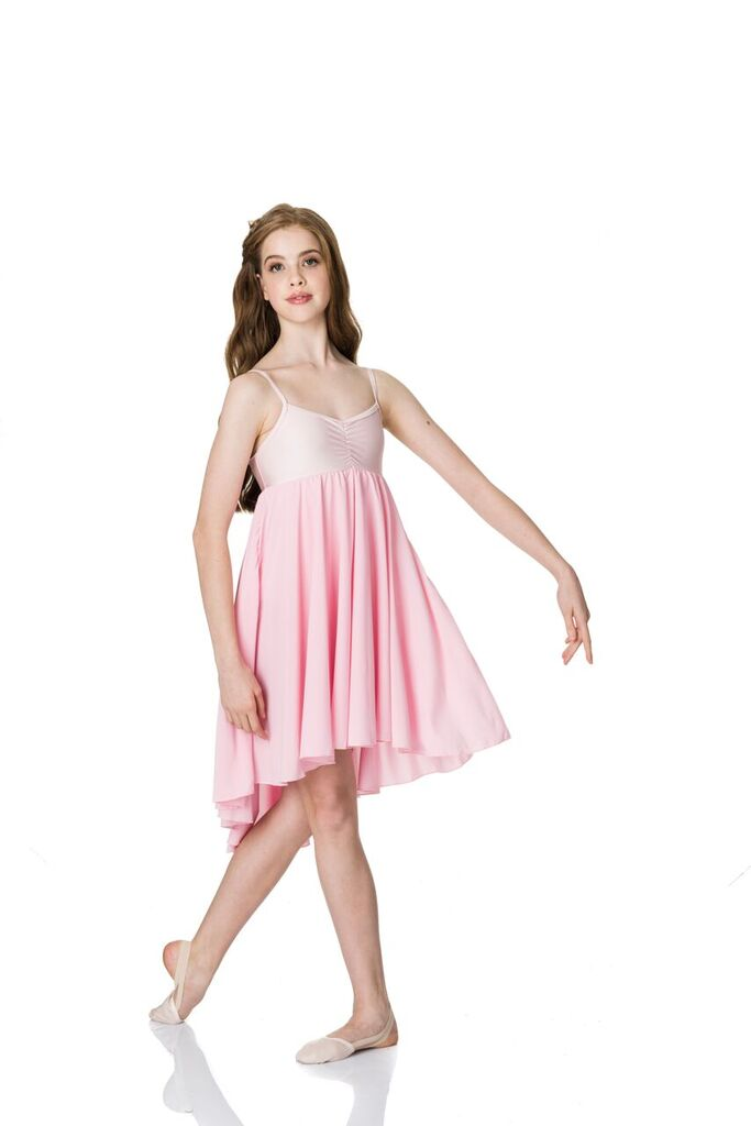 Princess Chiffon Dress