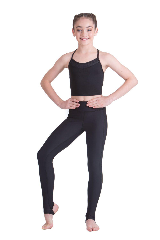 Studio 7 Kara Crop Top Child Dance Desire Dance Store